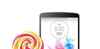 LG G3 Lollipop opdatering