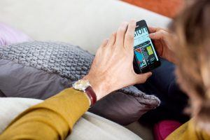 Smartphone (Foto: Telia)