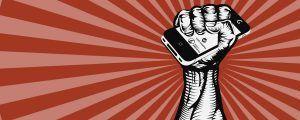 Udviklingen af smartphones er ikke længere en revolution.