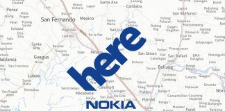 Nokia HERE til Android