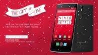 OnePlus er kommet i julehumør og giver nu ventende kunder endnu en chance for at købe One.