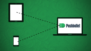 Pushbullet til Android