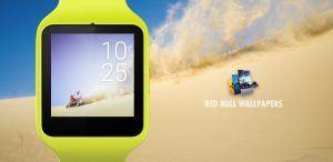 Redbull Android Wear urskive