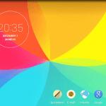 LG G Pad 10.1 låseskærm