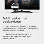 Chromecast gæste-mode