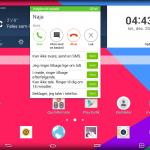 LG G Pad 10.1 - modtag opkald på tablet