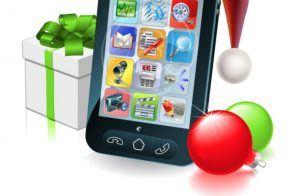 xmas Jul smartphone