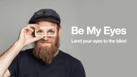 Hvordan fik applikationen Be My Eyes over 160.000 hjælpere til blinde på tre måneder? Kom med bag den globale blindehjælper-app, der er dansk.