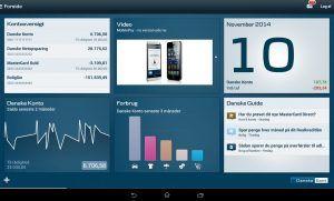 Danske Tablet Bank