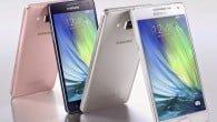 Du kan allerede nu forudbestille de to nye Samsung-modeller, Galaxy A3 og Galaxy A5, der kommer til salg i de danske butikker i slutningen af januar.