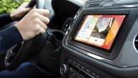 Håndfri producenten Parrot vil samle iOS CarPlay og Android Auto i én 2-din autoradio, medAndroid 5.0 Lollipop.