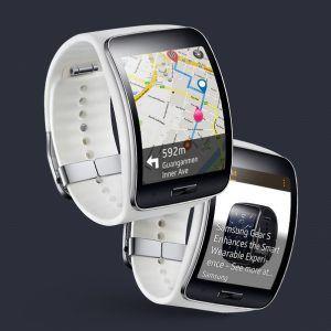 Samsung Gear S i hvid