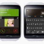 Samsung Gear S som telefon