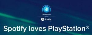 Spotify og PlayStation Music