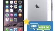 Vinderen af titlen Årets Mobil 2014, valgt af køberne, blev iPhone 6. Få stemmer sendte sejren i Apples retning.