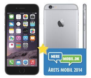 iPhone 6 blev Årets Mobil 2014