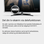 Cast indhold til Chromecast uden adgang til netværket