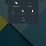 Spejl skærm fra Android til Chromecast