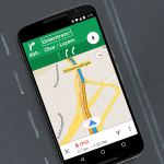 Google Maps vejbaneassistance
