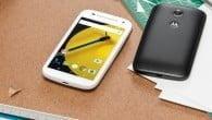 Motorola har været stille på de danske breddegrader i et par år – nu er de tilbage med en ultra budgetvenlig smartphone.