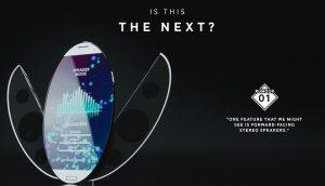 The Next Galaxy (Kilde: Samsung)