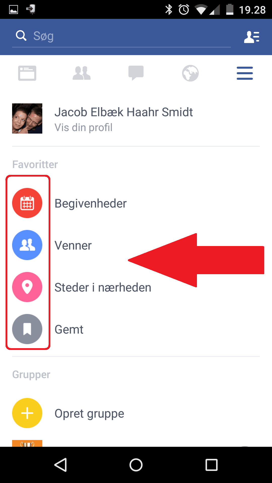Dejtingsida På Facebook Android