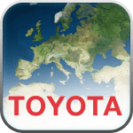 Toyota Europe app