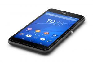 Sony Xperia E4g (Foto: Sony)
