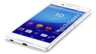 Rygte: Sådan vil Sony Xperia Z4 se ud, ifølge de seneste læks. Se billederne her.