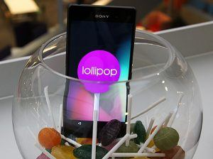 Android 5.0 Lollipop til Sony Xperia Z3