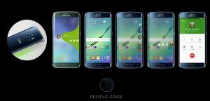 Galaxy S6 Edge - People Edge