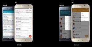 Galaxy S6 ny brugerflade