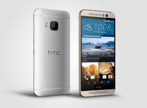 HTC One M9 Sølv