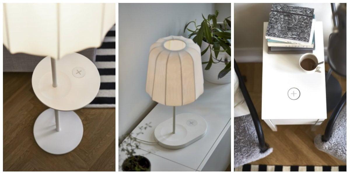 ikea er klar tr dl s opladning i m blerne. Black Bedroom Furniture Sets. Home Design Ideas