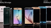 Kort nyt: S6'erne kan sætte ny salgsrekord hvis Samsung når 50 millioner solgte eksemplarer inden årets udgang.
