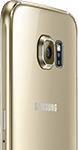 Samsung Galaxy S6 - bag side - guld