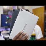 Nexus 9 skærmbillede