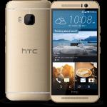 HTC One M9 Guld