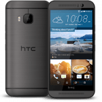 HTC One M9 Gunmetal Grå