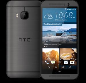 HTC One M9 Gunmetal Grå
