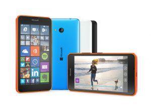 Microsoft Lumia 640 og Lumia 640 XL.