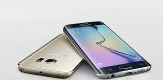 Samsung Galaxy S6 og S6 Edge.