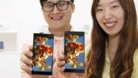LG bekræfter nu skærmen og tidspunktet for selskabets næste topmodel – 5.5 tommer QHD LCD skærm i LG G4.