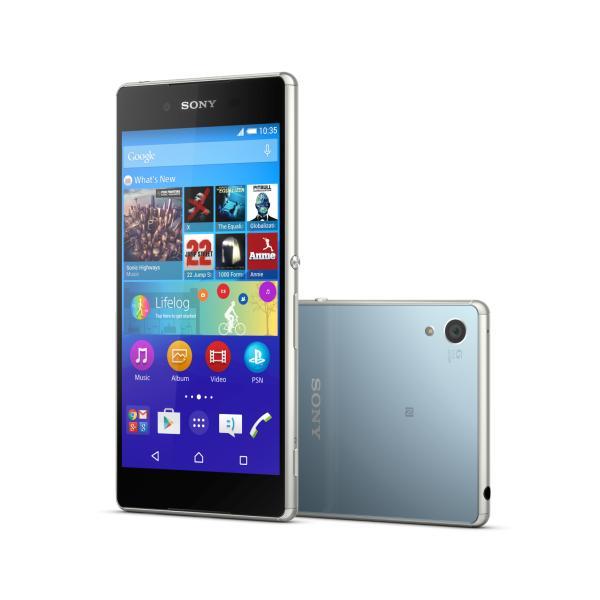 Her er Sony Xperia Z4