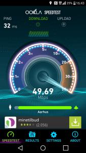 LG G4 screenshot