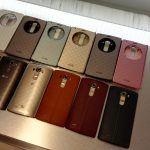 LG G4 i læder