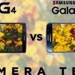 LG G4 - Samsung Galaxy S6