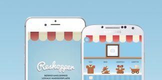 ReShopper på Android