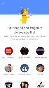 """Facebook tester """"Vis mere af det du kan lide""""-funktion"""