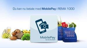 MobilePay hos Rema 1000
